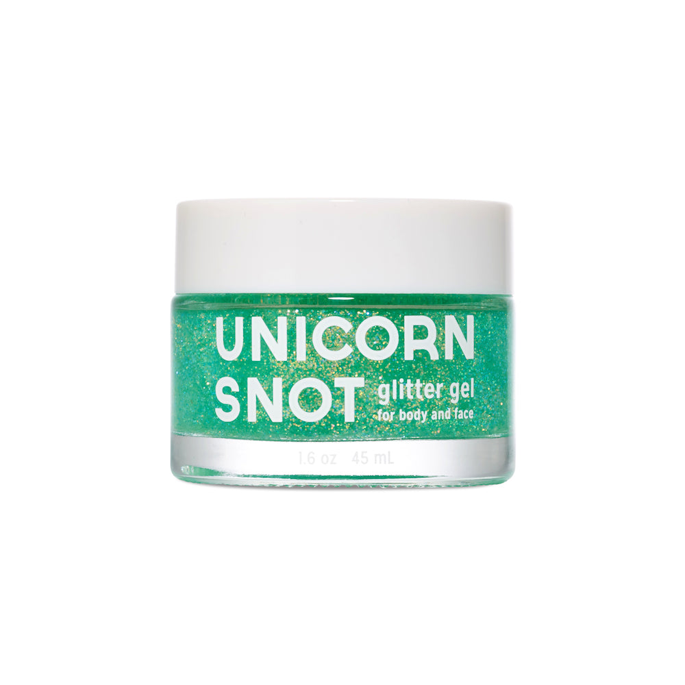 Unicorn Snot - Face & Body Glitter Gel - 50 ml - Blue