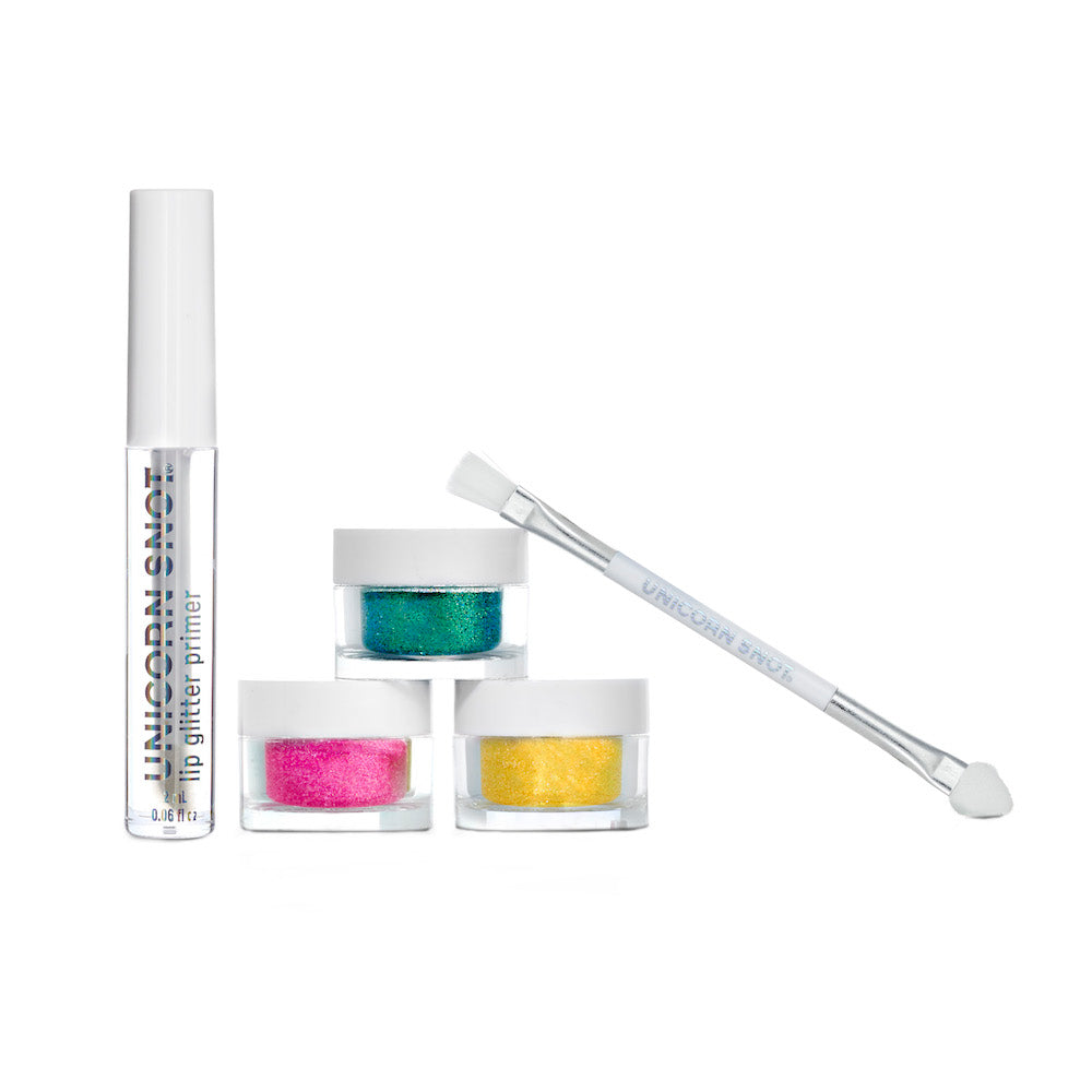 Unicorn Snot - Lip Glitter Kit