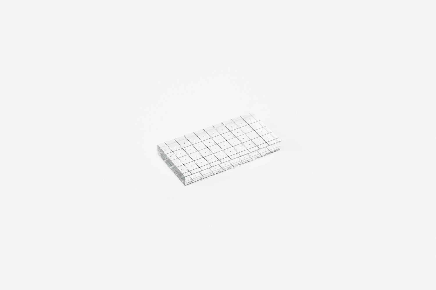 Glass Ruler - Centimeter