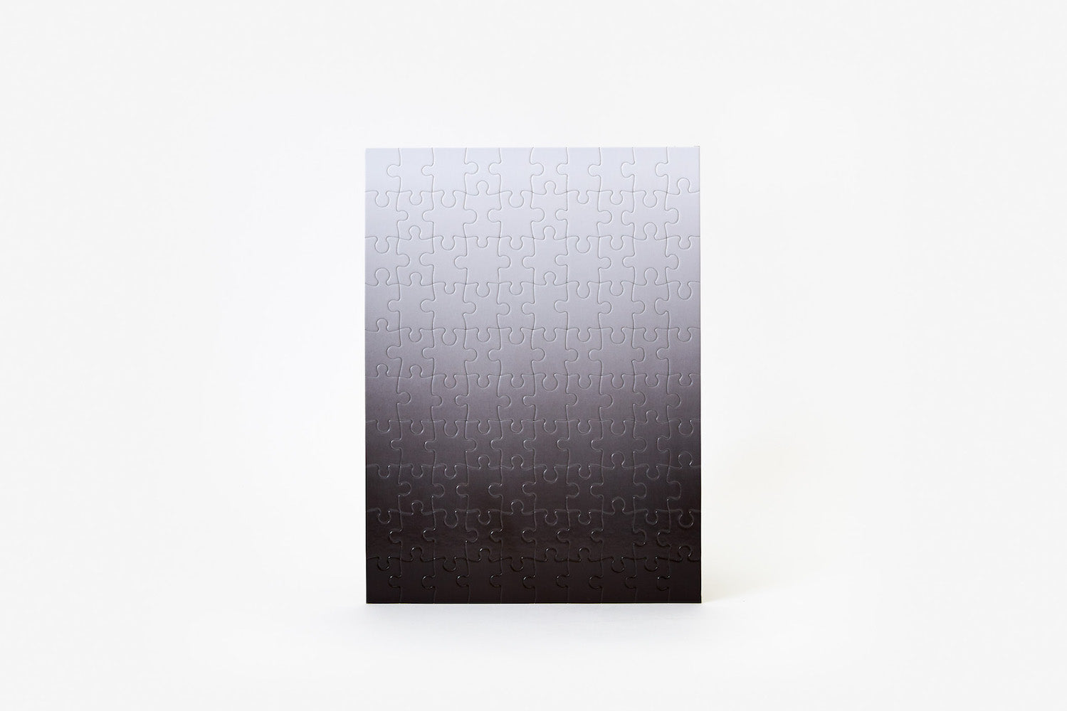 Gradient Puzzle - Black/White - 100 pieces
