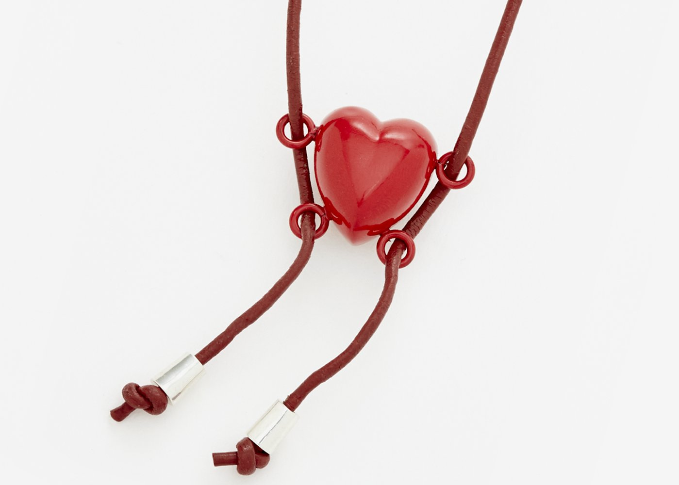 Harmonyware Necklace - Love - Red