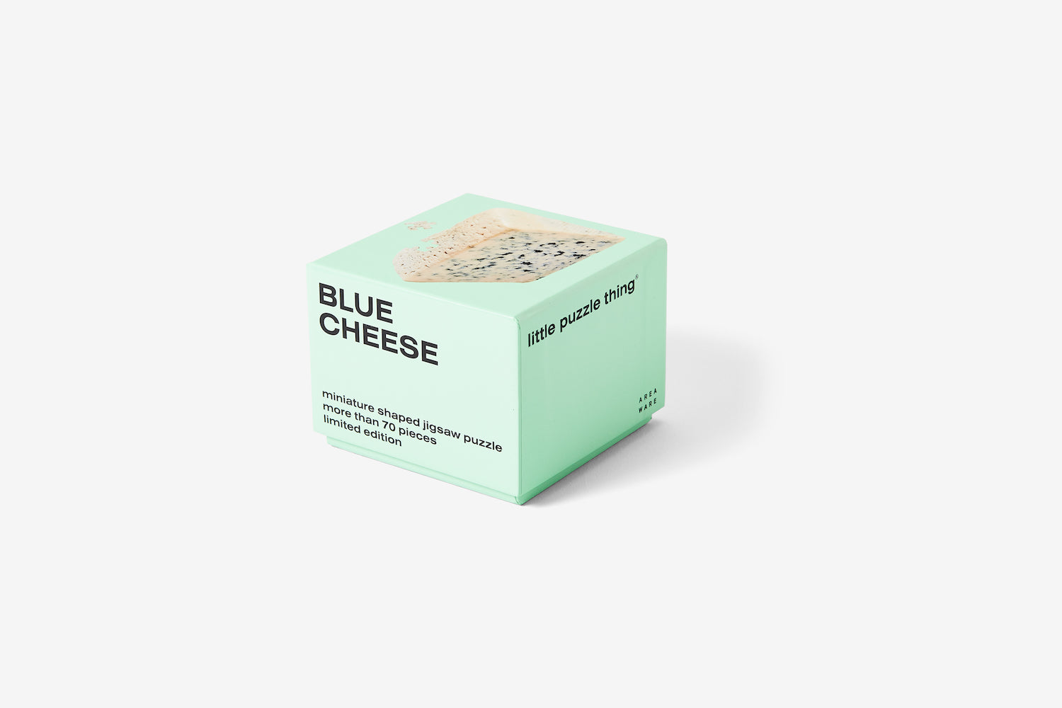 Little Puzzle Thing - Blue Cheese