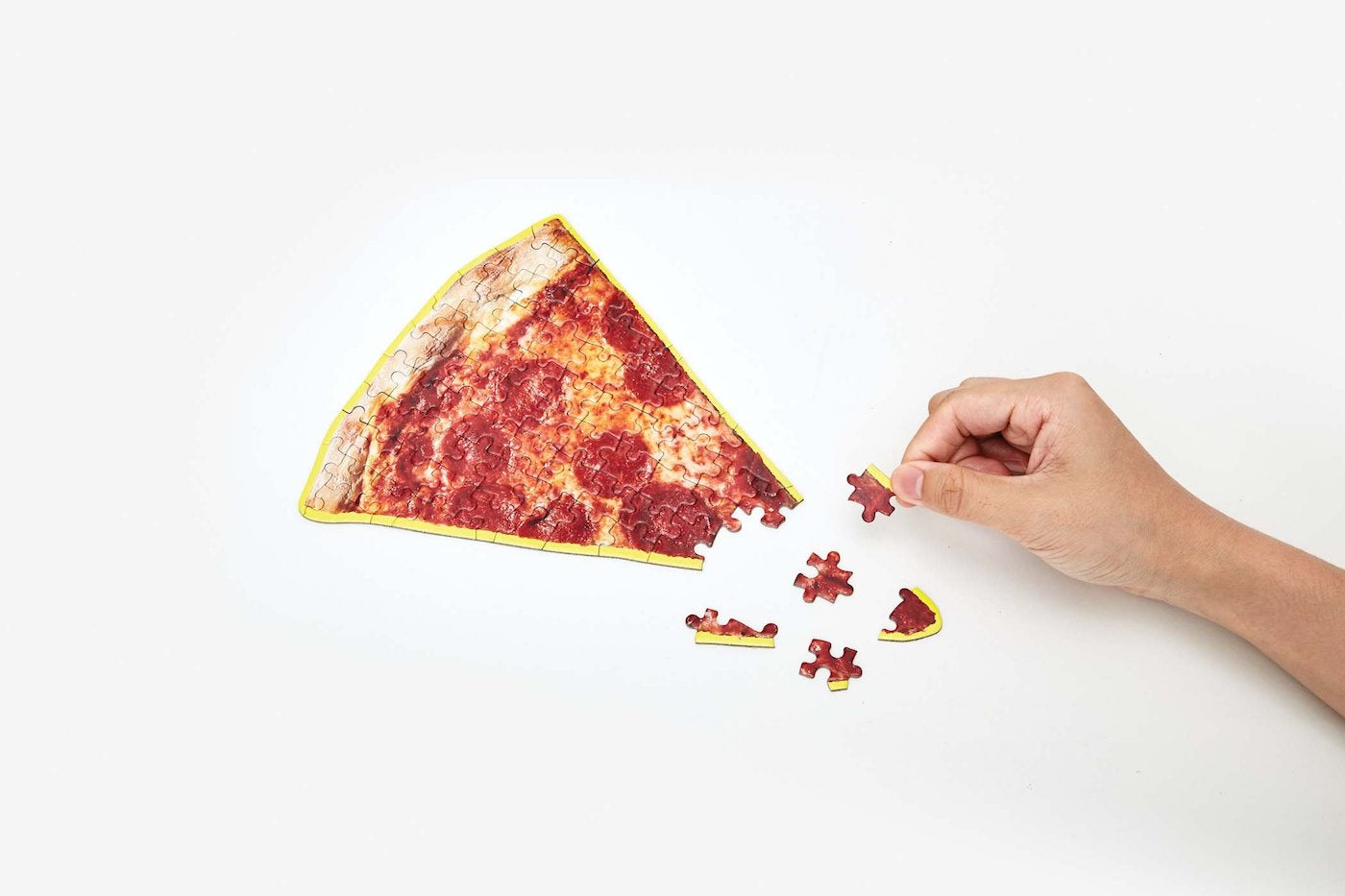 Little Puzzle Thing - Pizza Slice