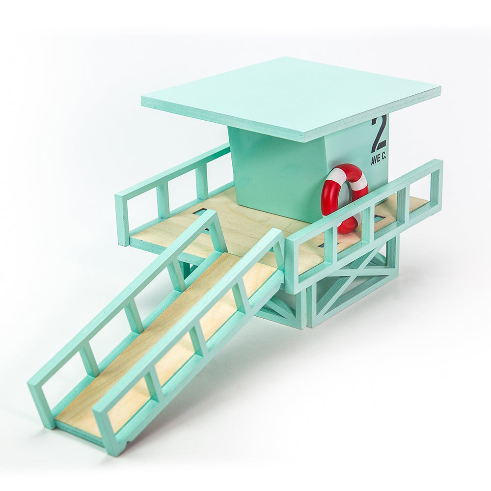 Candylab - Malibu Lifeguard Tower