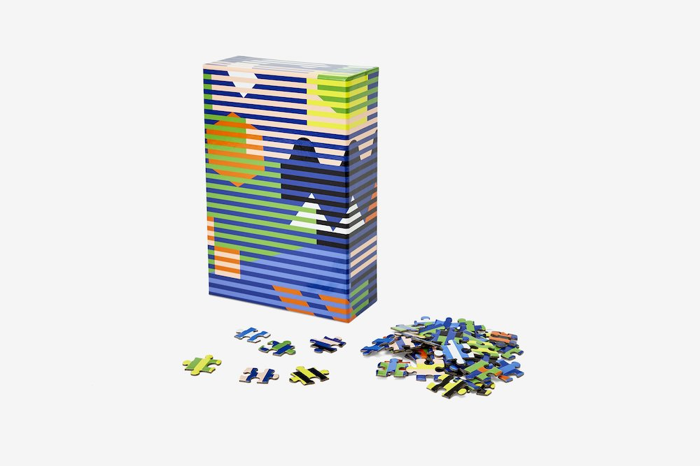 Pattern Puzzle - Lenticular - 500 pieces