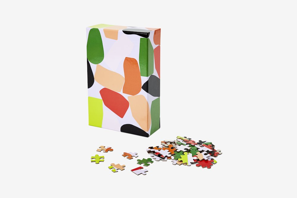Pattern Puzzle - Stack - 500 pieces