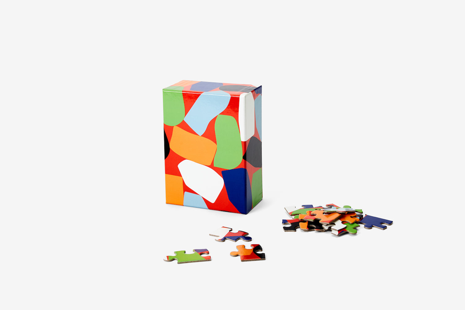 Pattern Puzzle - Stack - 100 pieces