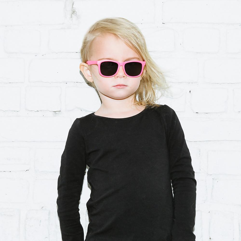 Toddler Sunglasses - Pink (3-6 years)