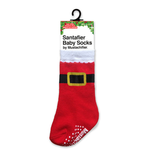 Knee-High Baby Socks - Santafier