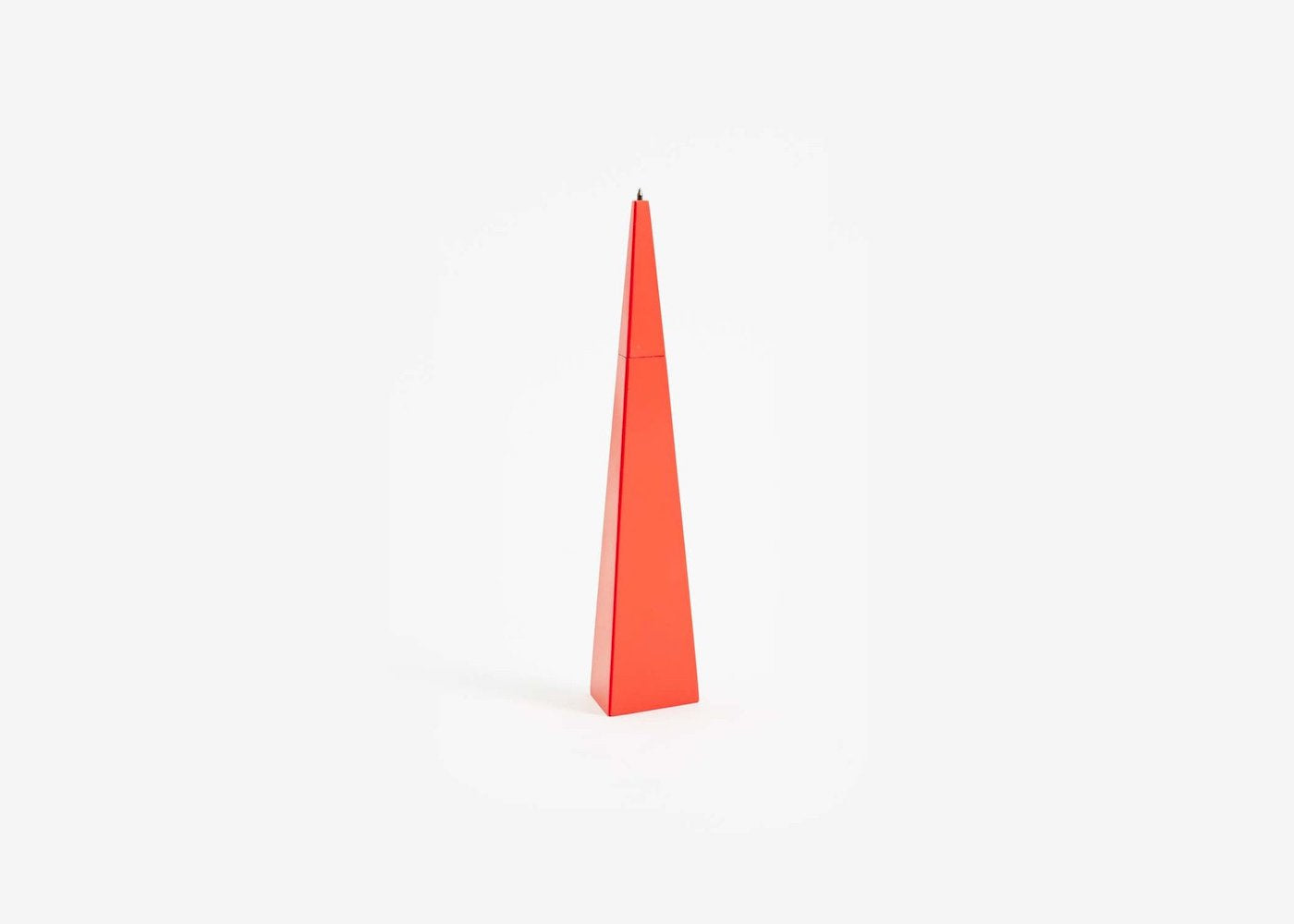 Standing Pen - Triangle - Red