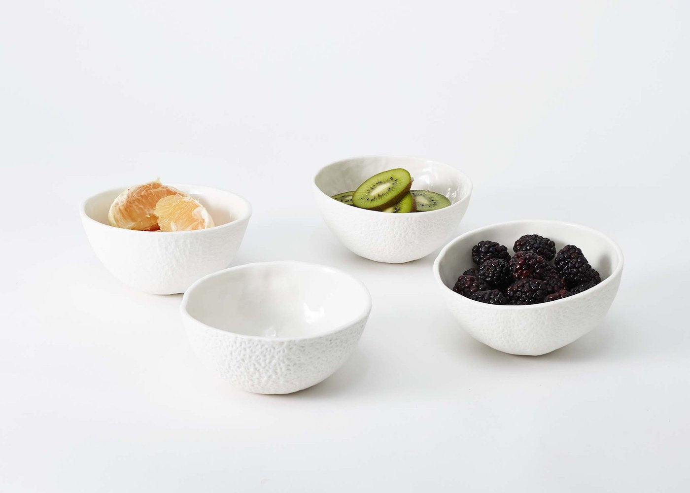 Stone Fruit Bowl - Set of 4