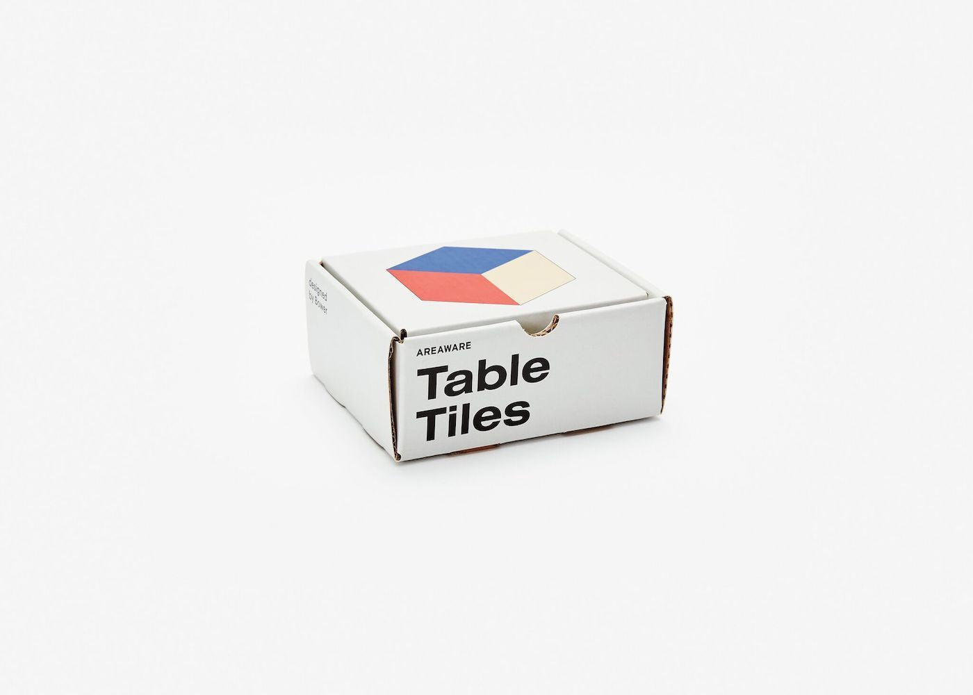 Table Tiles - Red/Blue