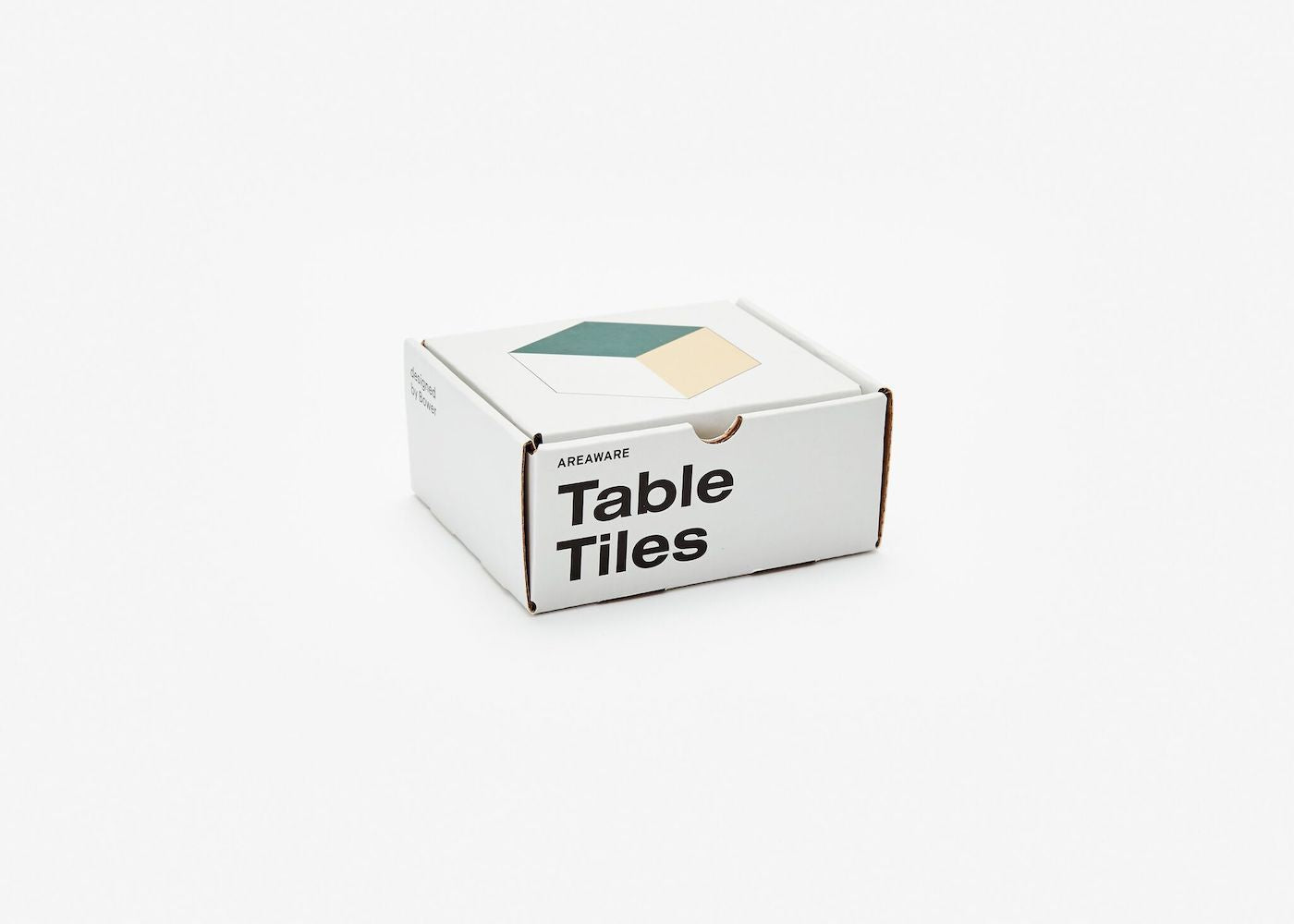 Table Tiles - Green/Gray