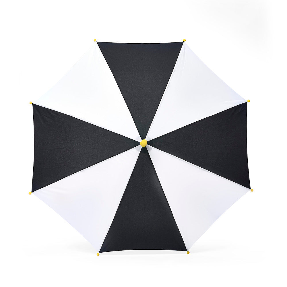 Hipsterkid Umbrella - Black & White