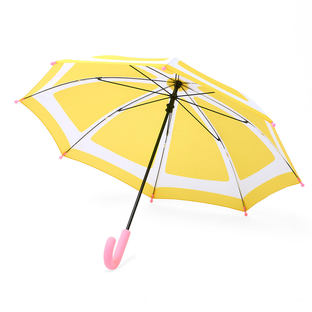 Hipsterkid Umbrella - Lemon
