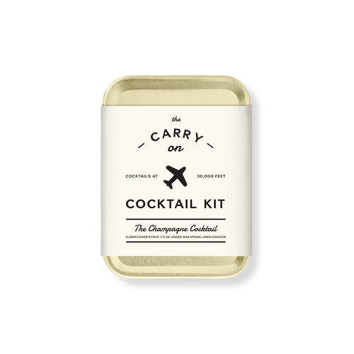 Carry On Cocktail Kit - The Champagne Cocktail