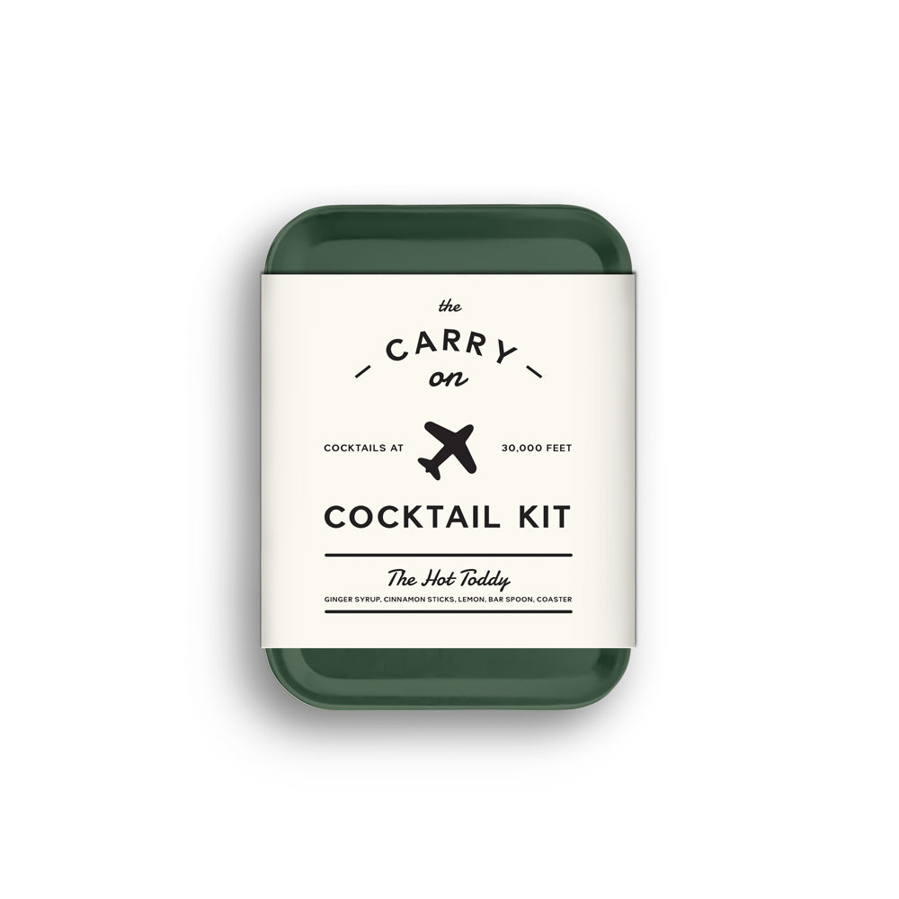 Carry On Cocktail Kit - The Hot Toddy