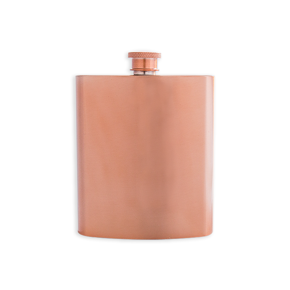The Mason Flask - Copper