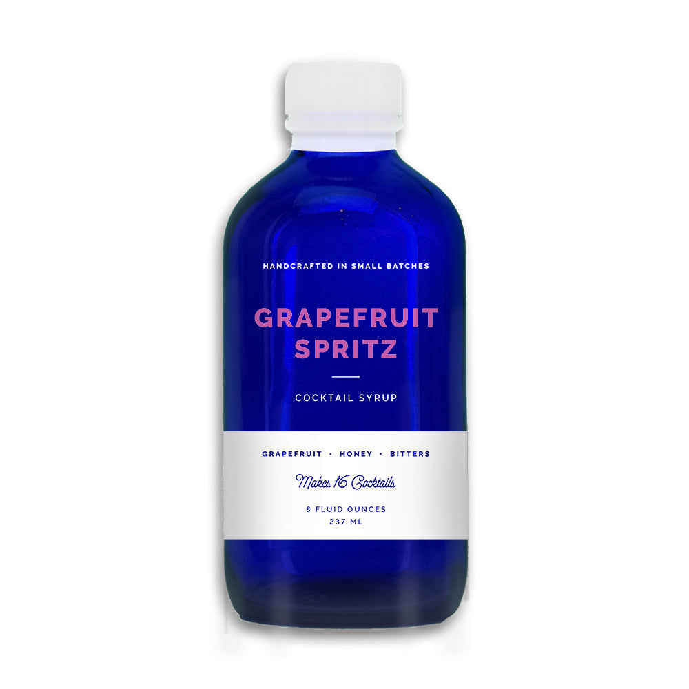 Spritz Cocktail Syrup 237 ml - Grapefruit