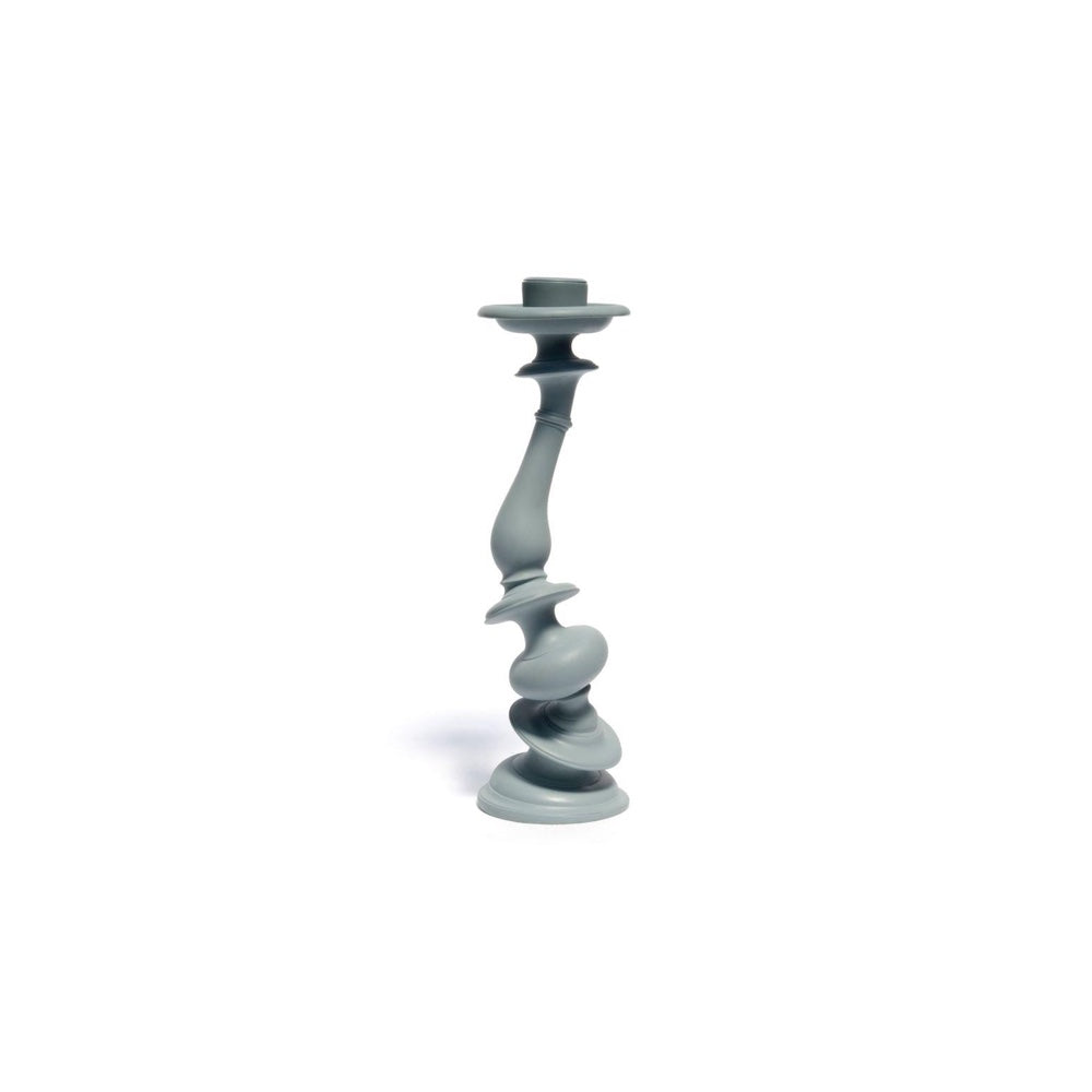 Distortion Candlestick - Grey