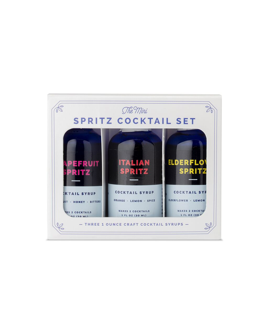 Spritz Cocktail Syrup 29.5 ml - Set of 3