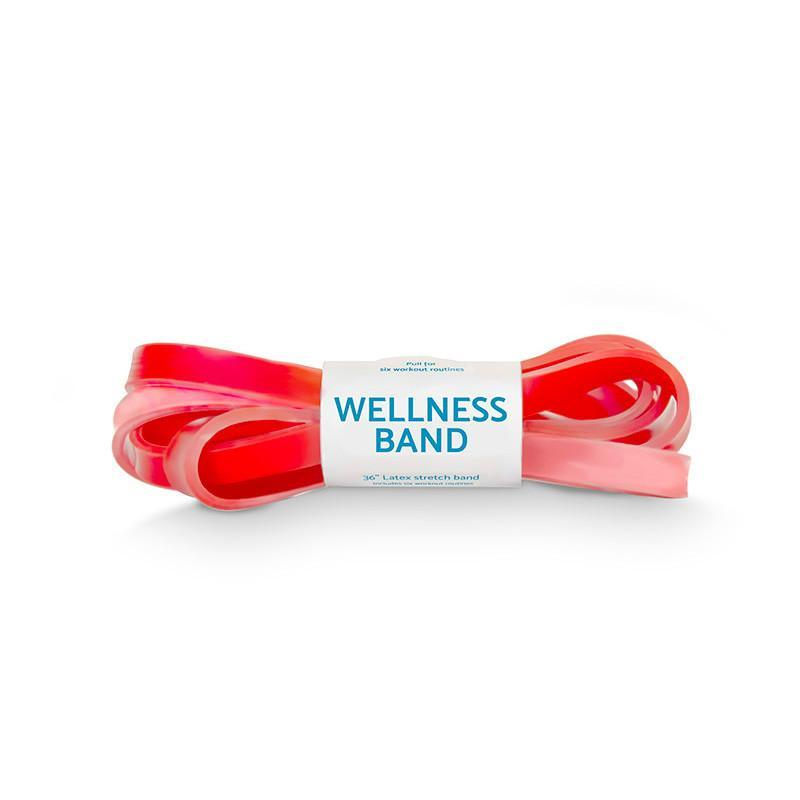 Wellness Band - Red