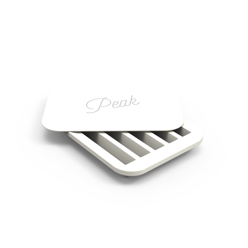 Water Bottle Ice Tray - White