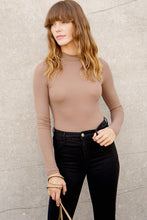 EMILY LONG SLEEVE TOP-COCO