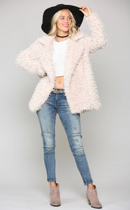 MILLIE TEDDY COAT