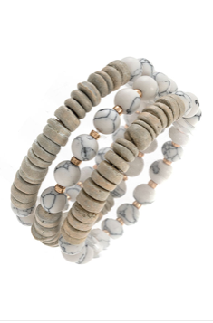 MELODY STACK BRACELET SET