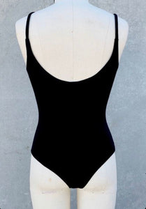 KIRA BODYSUIT- BLACK
