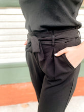 GOAL GETTER PAPER BAG PANTS