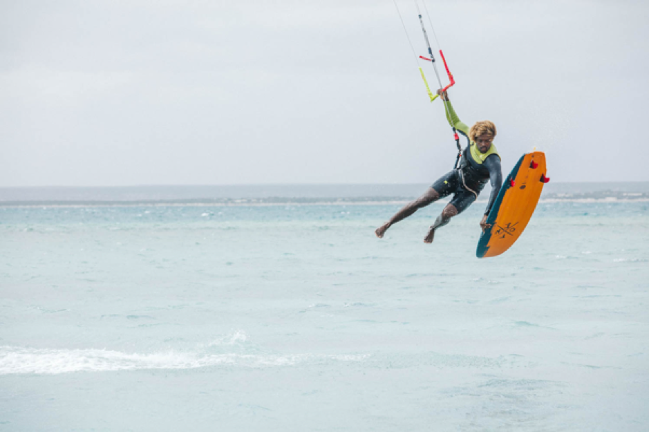 How to Get in Shape for Kitesurfing