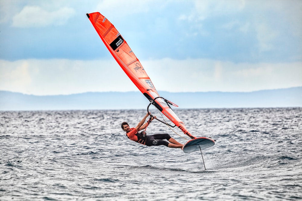 What is Wind Foiling?