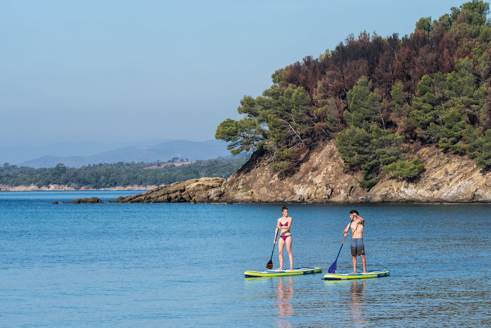 The History of Paddleboarding