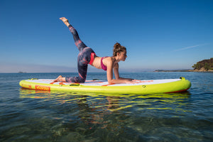 8 Reasons to Try SUP Yoga