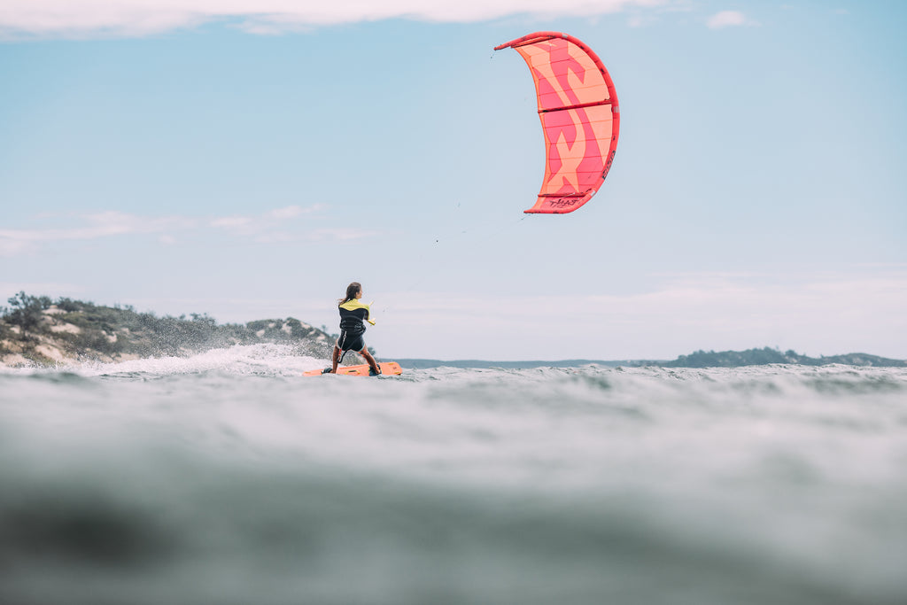 A Beginner's Guide to Kitesurfing