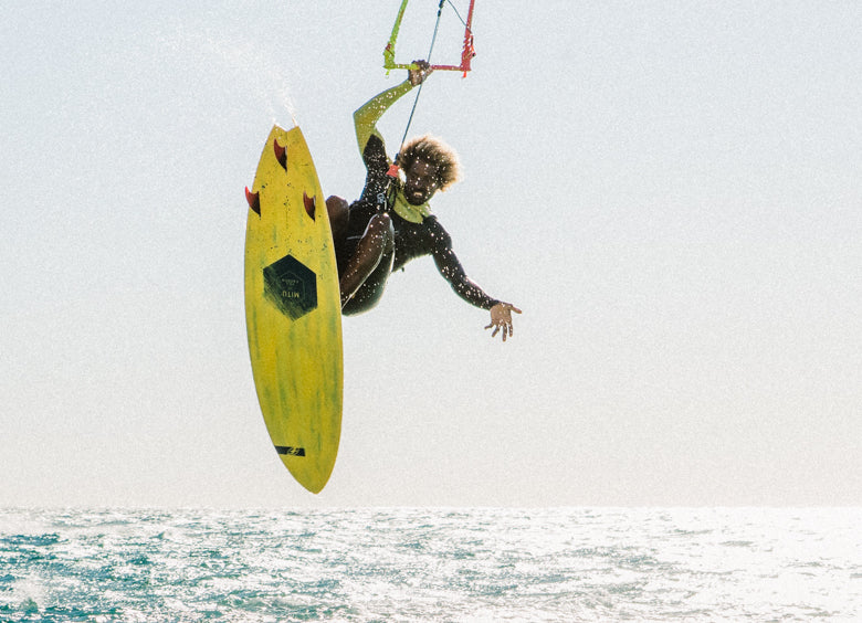9 Kitesurfing Beaches in the UK