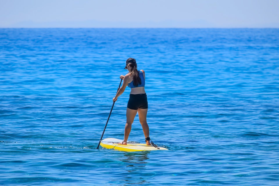 The Ultimate Guide to Yoga SUP