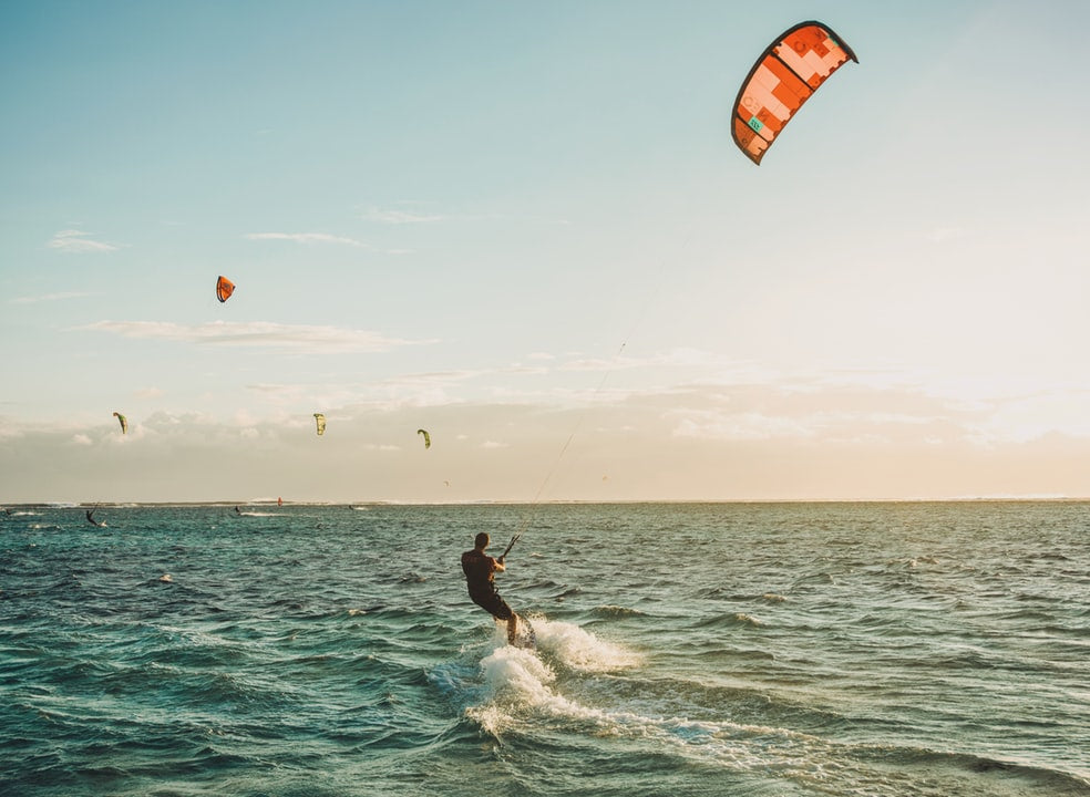 Why You Should Have A Kitesurfing Buddy
