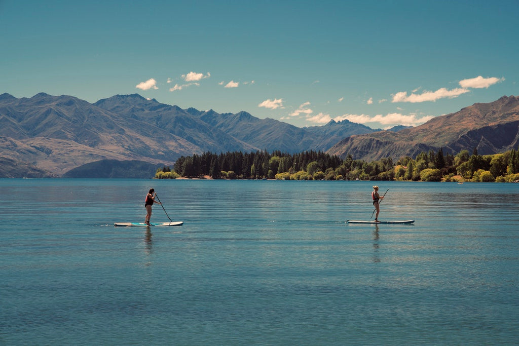 What Are the Health Benefits of Paddleboarding?