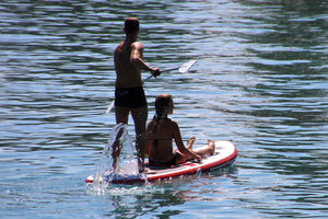 What to Wear Paddleboarding