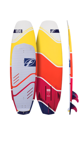 Kitesurfing board at F One