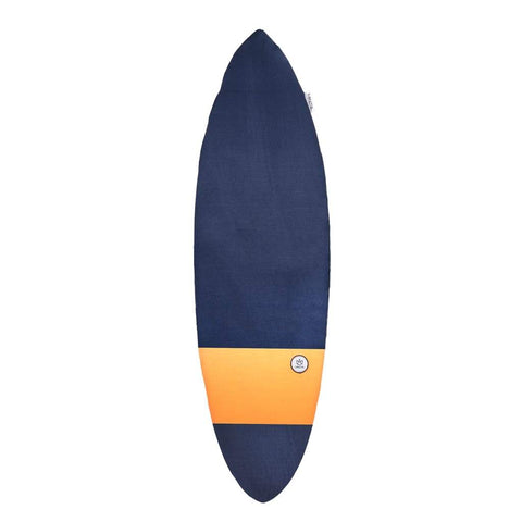 Manera Surf Board Sock 5ft6 Blue/Orange - F-One UK