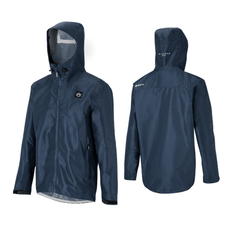 Blizzard Kiteboarding Jacket - Sailor Blue
