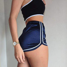 Sexy Satin Smooth High Waist Shorts