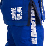 Kids Essential Blue Gi