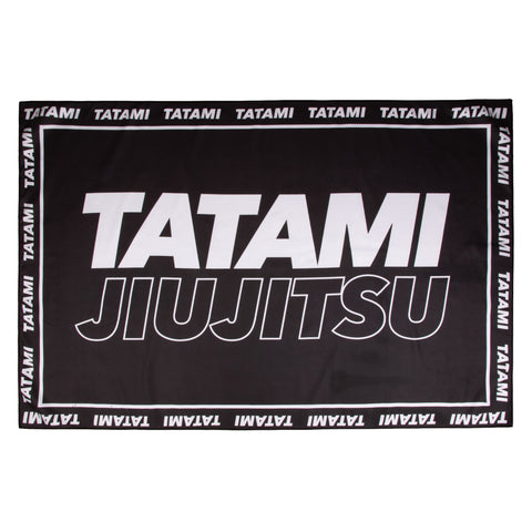 Dweller Gym Towel - Black