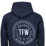 Iconic Hoodie - Navy