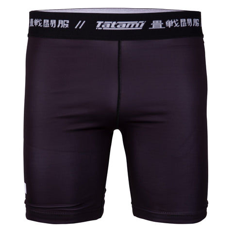 Rival Solid Black VT Shorts
